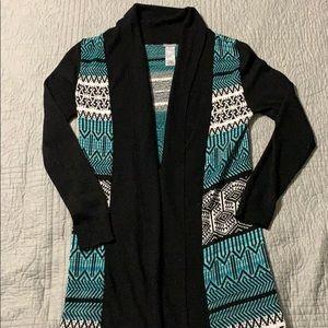 Charlotte Russe Women's Cardigan Sweater